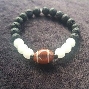 NEW Lava bracelet football